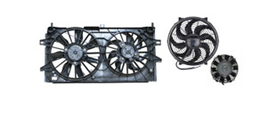 electric-cooling-fan-assemblies